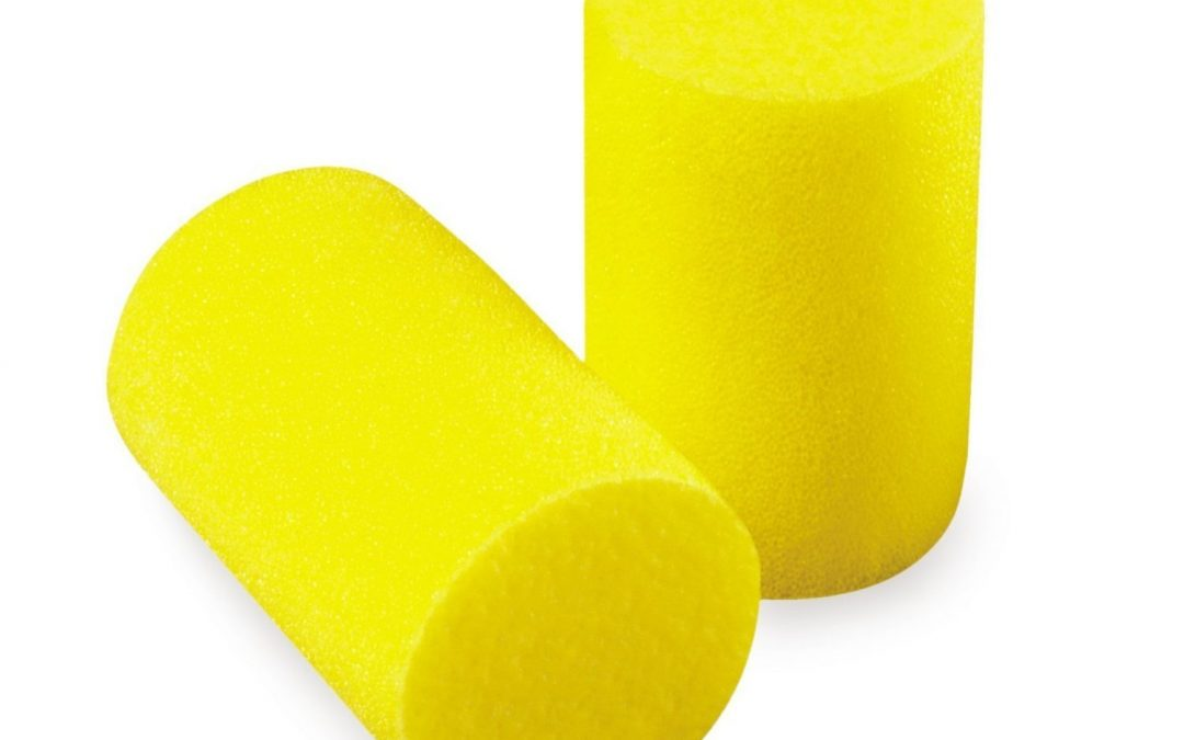 3M E.A.R. Classic Ear Plugs – 50 Pairs Loose
