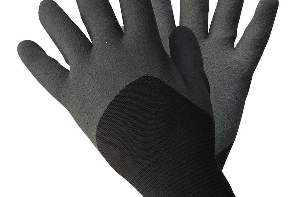 Briers Ultimate Thermal Gardening Gloves – Large Size Double Insulated