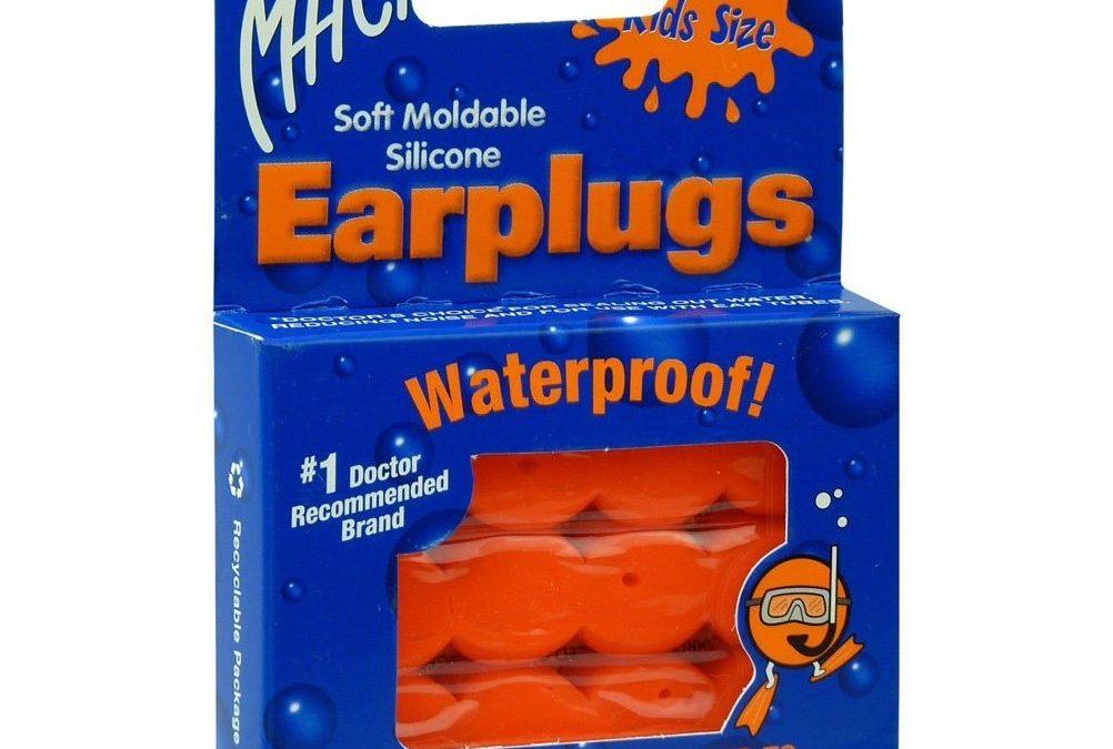 Macks Pillow Soft Earplugs Kids Size (6 pairs)